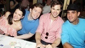 Flea Market 2011  Rose Hemingway  Rory OMalley  Andrew Rannells  Bobby Cannavale