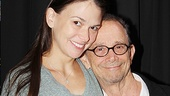"The ""Friendship"" of Anything Goes stars Sutton Foster and Joel Grey is just as strong outside of the Stephen Sondheim Theatre as it is on stage each night."