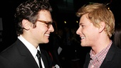 Artios Award – Jonathan Groff – Hunter Parrish