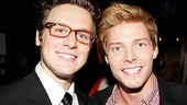 The Submission's Jonathan Groff goes head to head with Godspell's Hunter Parrish.