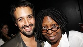 Artios Award  Lin-Manuel Miranda  Whoopi Goldberg