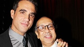 George C. Wolfe Gets Mr. Abbott Award  Bobby Cannavale