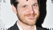 Michael Esper sports a beard to play Curtis, the adult son in The Lyons.