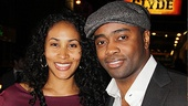 Mountaintop opens  Curtis Martin - wife Carolina 
