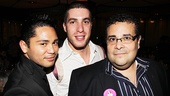 Mamma Mia Tenth Anniversary  Isaac Calpito  Ben Gettinger  Hector Lugo