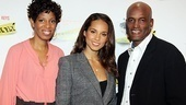 &lt;i&gt;Stick Fly&lt;/i&gt; Meet and Greet  Lydia R. Diamond  Alicia Keys  Kenny Leon