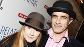 &lt;i&gt;Relatively Speaking&lt;/i&gt; Opening Night -  Holly Hunter  Gordon MacDonald