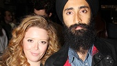 &lt;i&gt;Relatively Speaking&lt;/i&gt; Opening Night -  Natasha Lyonne - Waris Ahluwalia 
