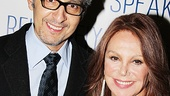 &lt;i&gt;Relatively Speaking&lt;/i&gt; Opening Night -  John Turturro  Marlo Thomas 