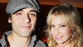 &lt;i&gt;Relatively Speaking&lt;/i&gt; Opening Night -  Oscar Isaac  Ari Graynor