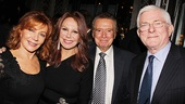 <i>Relatively Speaking</i> Opening Night -  Joy Philbin – Marlo Thomas – Regis Philbin – Phil Donohue