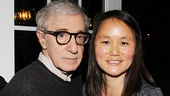 &lt;i&gt;Relatively Speaking&lt;/i&gt; Opening Night -  Woody Allen  Soon-Yi Previn 