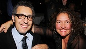 &lt;i&gt;Relatively Speaking&lt;/i&gt; Opening Night  John Turturro  Aida Turturro 