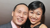 <i>Chinglish</i> Opening Night – BD Wong – Angela Lin