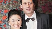 <i>Chinglish</i> Opening Night – Jennifer Lim – Gary Wilmes