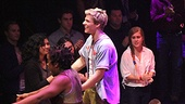 Godspell opens  cast