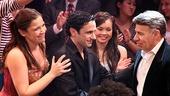 Godspell opens – Lindsay Mendez – Christopher Gattelli- Anna Maria Perez de Tagle