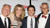 Venus in Fur Broadway Opening Night  David Ives  Walter Bobbie  Nina Arianda  Hugh Dancy