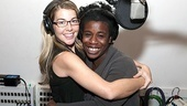 Godspell opening – Morgan James – Uzo Aduba