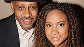Ruben Santiago-Hudson and Tracie Thoms can&#39;t wait to share their new play with a Broadway audience. 