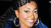 &lt;i&gt;Sister Act&lt;/I&gt; at Macys  Patina Miller 