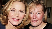Private Lives opens - Kim Cattrall -Laura Beattie and niece Allison