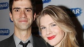 Hamish Linklater has co-starred with Lily Rabe several times, including the Central Park premiere of The Merchant of Venice.