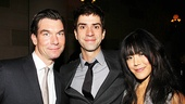 Jerry OConnell, Hamish Linklater and Hettienne Park are making their Broadway debuts in Seminar. 