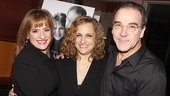 An Evening With Patti and Mandy Opening Night – Staci Levine – Patti LuPone – Mandy Patinkin