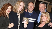 Follies stars Bernadette Peters, Jan Maxwell, Danny Burstein, Ron Raines and Elaine Paige give theater lovers a cast recording to really lose their minds over. 