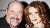&lt;i&gt;Bonnie &amp; Clyde&lt;/i&gt; opening night  Frank Wildhorn  Pamela Jordan 