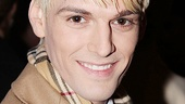 &lt;i&gt;Bonnie &amp; Clyde&lt;/i&gt; opening night  Aaron Carter 