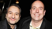 <i>Bonnie & Clyde</i> opening night – Joe DiPietro – Christopher Ashley