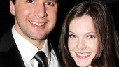 <i>Bonnie & Clyde</i> opening night – Louis Hobson – Meghann Fahy