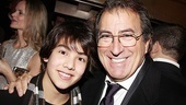 <i>Bonnie & Clyde</i> opening night – Alex Ko - Kenny Ortega