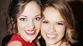 <i>Bonnie & Clyde</i> opening night – Laura Osnes – Bethany Jo Galeoti