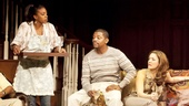 Show Photos - Stick Fly - Ruben Santiago-Hudson - Condola Rashad - Mekhi Phifer - Rosie Benson - Tracie Thoms - Dule Hill