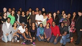 The company of the upcoming revival of Porgy and Bess is all smiles as they gear up to bring this long-awaited show to New York.