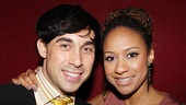&lt;i&gt;Stick Fly&lt;/i&gt; Opening Night  Ryan Duncan  Tracie Thoms 