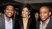 <i>Stick Fly</i> Opening Night – Mekhi Phifer – Lydia R. Diamond – Dulé Hill