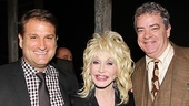 Dolly Parton at Bonnie &amp; Clyde - Jeff Calhoun  Dolly Parton  Joe Hart 