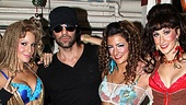 Rock of Ages  Criss Angel Visit  Katie Webber - Tessa Alves  Emily Williams