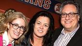 Rosie O'Donnell Visits Lysistrata Jones – Paula Herold – Rosie O'Donnell – Douglas Carter Beane