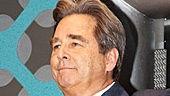 Movie favorite Beau Bridges takes his first curtain call as J.B. Biggley.