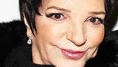 Liza Backstage at Anything Goes- Liza Minnelli
