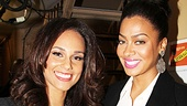 La La Anthony and more at Stick Fly  Alicia Keys  La La Anthony
