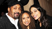La La Anthony and more at Stick Fly  Jesse L. Martin  Tracie Thoms  Rosario Dawson