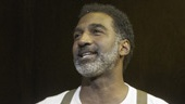Norm Lewis as Porgy in Porgy and Bess.