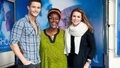 Ghost Casts Meet  Mark Evans  Sharon D Clarke  Siobhan Dillon