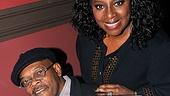 Angela Bassett & Samuel L. Jackson Sardi Mountaintop Portraits –Samuel L. Jackson – LaTanya Jackson